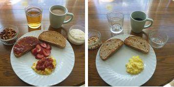 Breakfast without pollinators